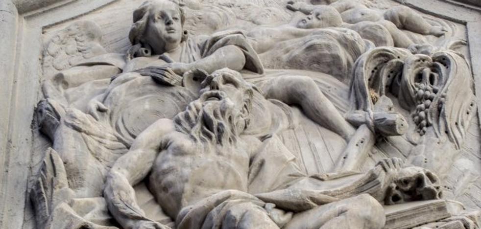 Arte, seda y devoción en la Valencia de 1500
