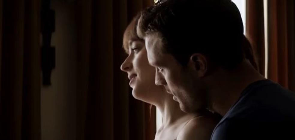 Desvelan el truco para rodar escenas de sexo en '50 sombras de Grey'