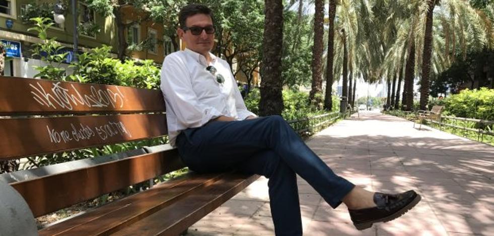 José Luis Berenguer: «Se ha buscado mi foto como imputado. Me siento aliviado»