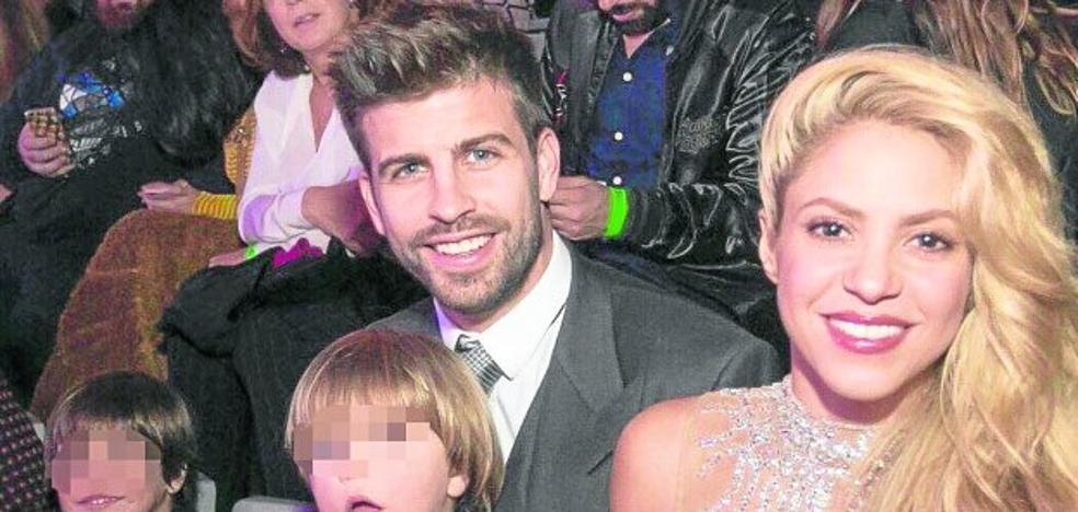 Rumores de separación sobre Shakira y Piqué
