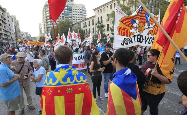 La manifestación por una financiación justa será el 28 de octubre en Valencia