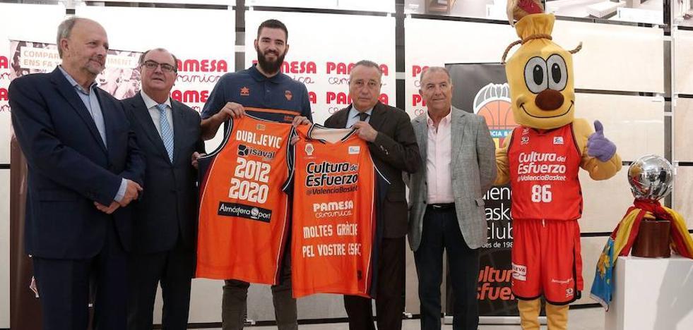 Dubljevic: «Es un sueño ser capitán de este equipo»