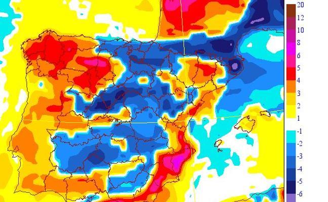Previsión del tiempo en Valencia, Alicante y Castellón | Vuelve el calor