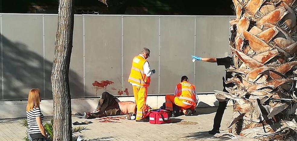 Un tiroteo en el barrio de La Coma de Paterna se salda con tres heridos