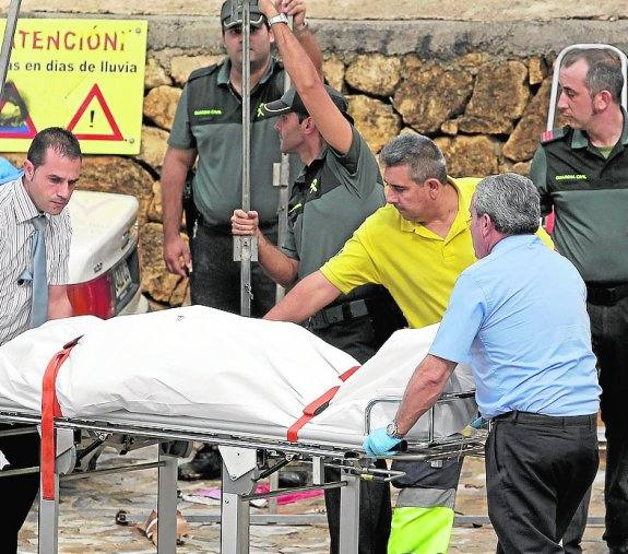 Multas de 5.400 euros para dos exalcaldes y un concejal valencianos por dos muertes en una rambla inundable