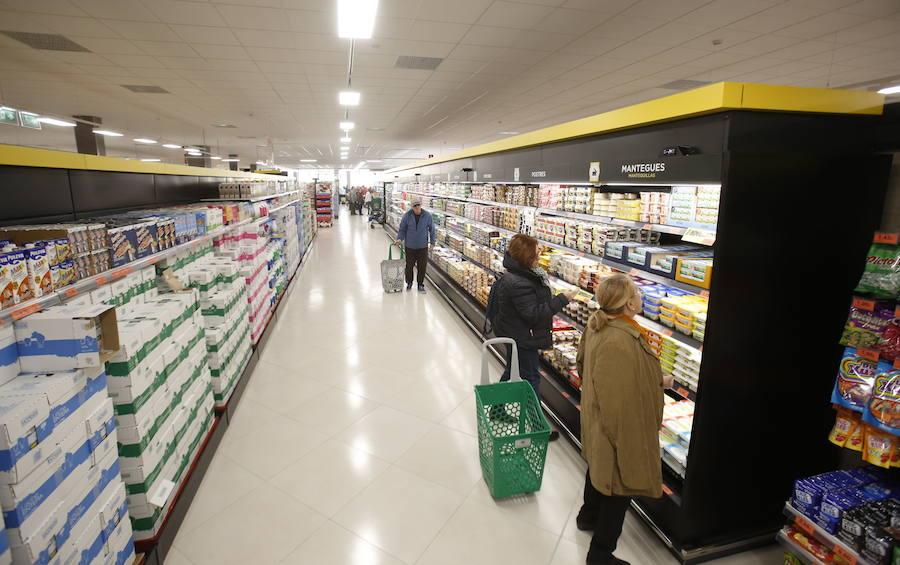 Siete de cada 10 hogares españoles compra en Mercadona al menos una vez al mes