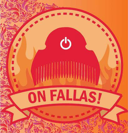 El Mercado de Tapinería abraza al sector artesanal en su tercera 'On Fallas!'