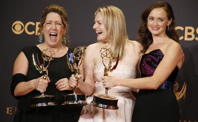 Ellas mandan en los Emmy