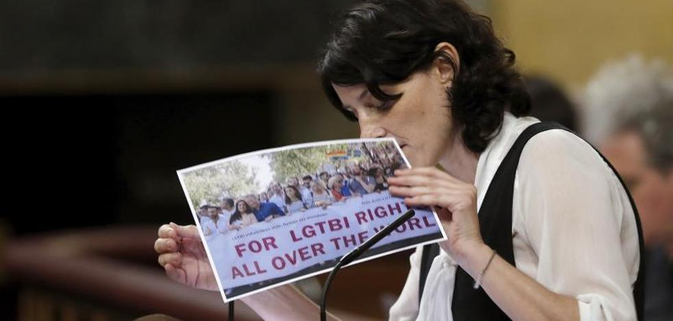 El Congreso aprueba tramitar la ley de igualdad LGTBI con la abstención del PP