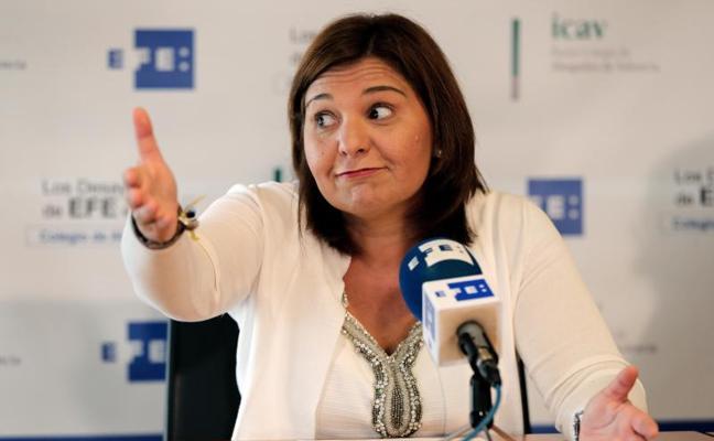 Isabel Bonig: «La marcha del 28-O por la financiación es un clarísimo escrache al PP»