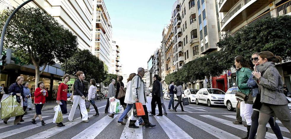 El comercio de Valencia revalida su preacuerdo para abrir cuarenta festivos