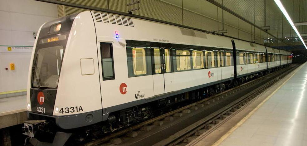 Desconvocados los paros en el metro de Valencia y Alicante los días 20 y 22