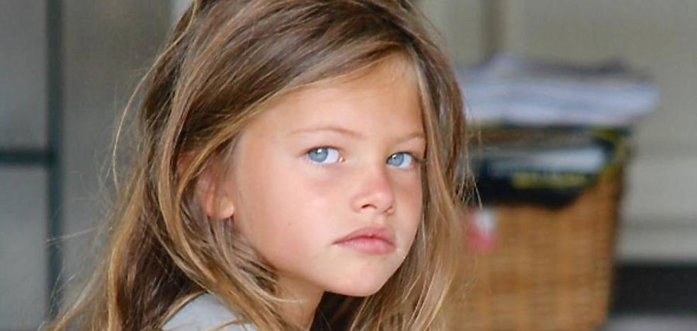 Así ha cambiado 'la niña más guapa del mundo'