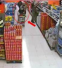 Detenidos por 13 hurtos al descuido en supermercados de Ibi y Castalla