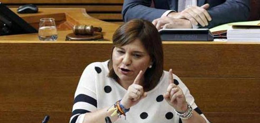 Isabel Bonig ve «muy grave» que Enric Morera se pronuncie «a favor del proceso independentista»