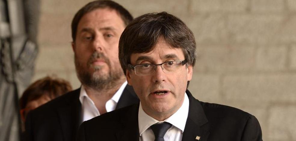 Puigdemont: «El Estado ha suspendido el autogobierno y aplicado el estado de excepción»