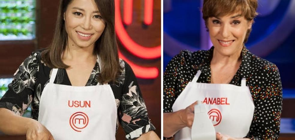 'MasterChef Celebrity': Usun Yoon expulsada y bronca para Anabel Alonso