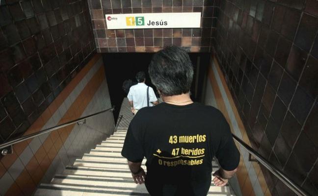 La Audiencia admite a trámite la recusación contra el ponente del caso del metro