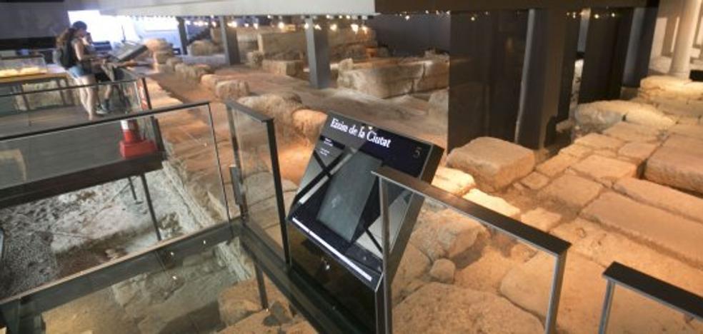 La Almoina de Valencia se deteriora por la falta de controles de calor y humedad