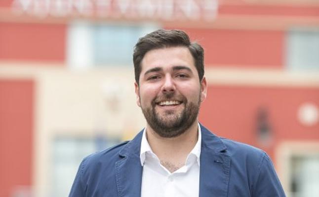 Fran López, alcalde de Rafelbunyol, único candidato a la Secretaría General de Joves Socialistas