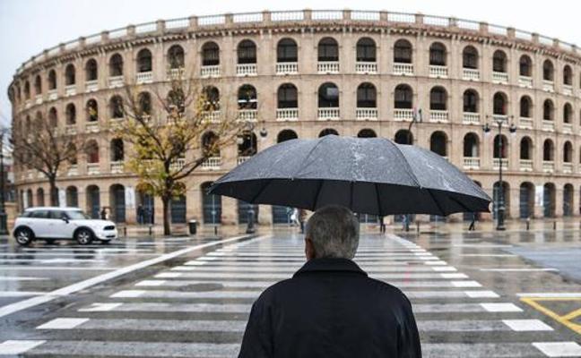La Comunitat espera un otoño con lluvias por encima de lo normal