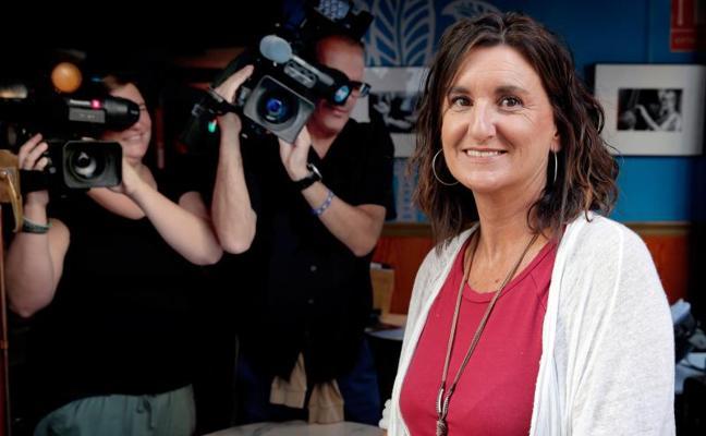 Mercedes Caballero presenta su candidatura para liderar el PSPV en la provincia de Valencia