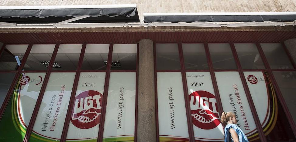 UGT ofrece a Bonig fijar el día y el recorrido de la manifestación por la financiación si se suman a ella