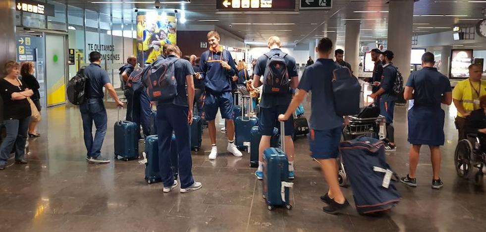 El Valencia Basket viaja a Las Palmas a por la Supercopa