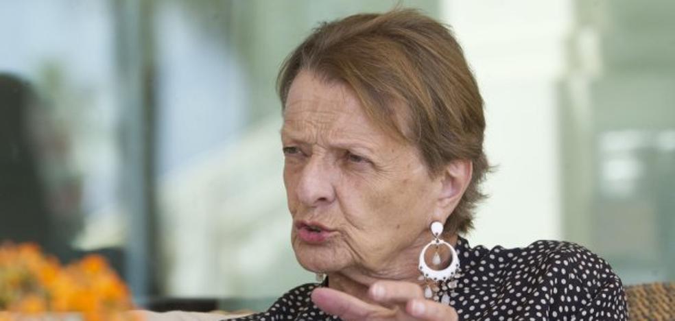 El juez rechaza que Helga Schmidt pueda declarar ahora en el caso del Palau de Les Arts