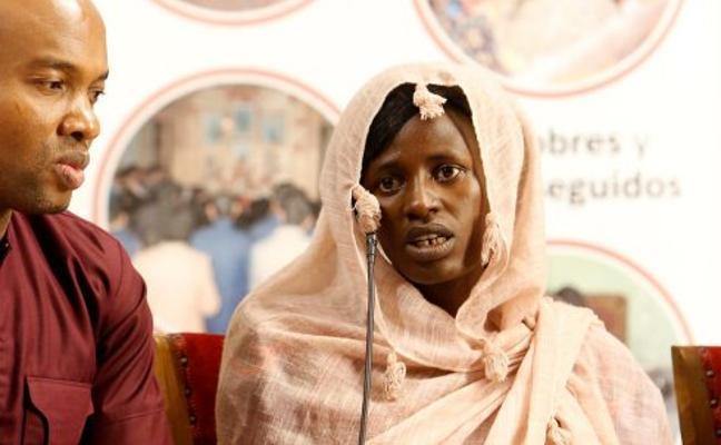 «El primer día que me secuestró Boko Haram ya me violaron cinco hombres»