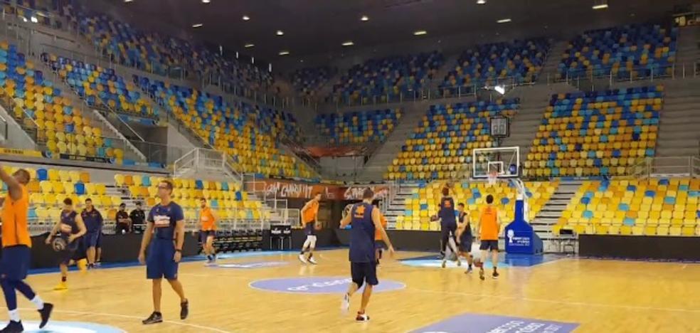 Valencia Basket | Txus Vidorreta: «Si Antoine Diot está en el calentamiento en condiciones, jugará»