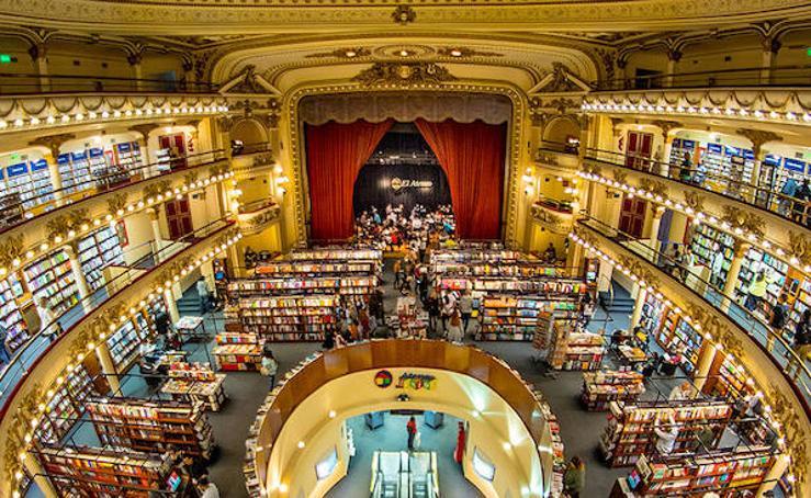 Fotos de las 11 librerías más bellas del mundo