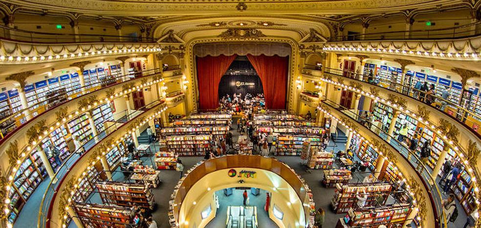 las 11 librerías más bellas del mundo