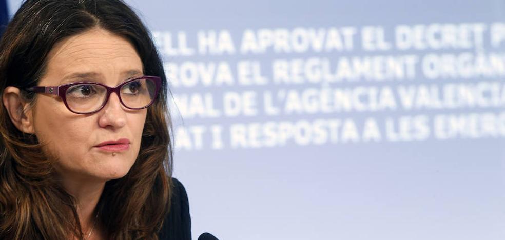 Mónica Oltra: «Los pacientes del IVO tienen garantizado el tratamiento»