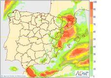 Previsión del tiempo hoy sábado | El otoño llega con posibilidad de chubascos en Valencia y Castellón