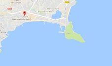 Muere un bañista de 63 años mientras buceaba en la cala El Racó de Calpe