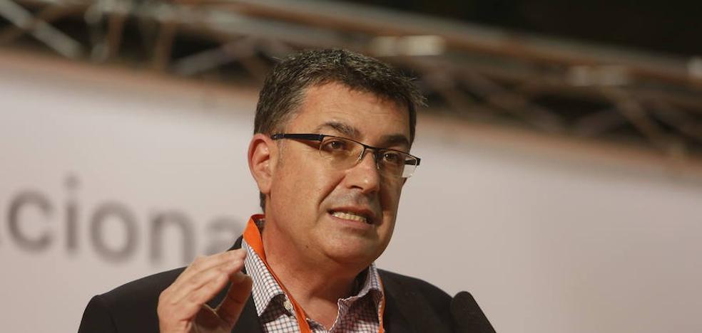 Enric Morera cree que Mónica Oltra «no debería posicionarse sobre un problema de Estado» como portavoz del Consell