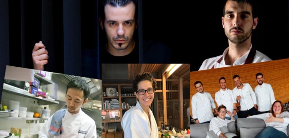 Los cocineros del futuro toman posiciones