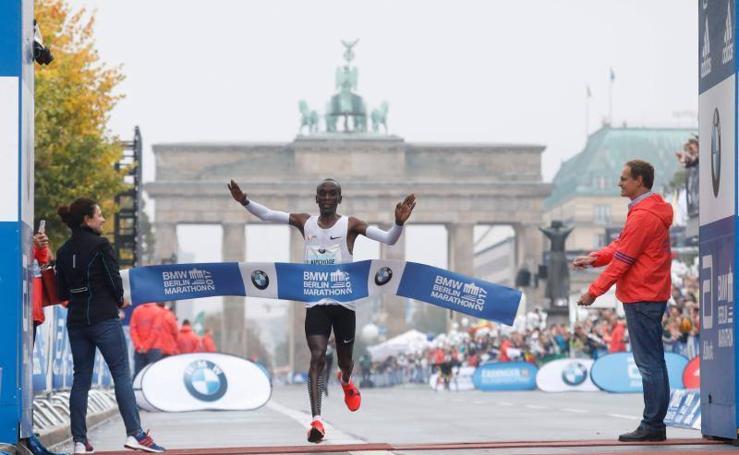 Fotos del Maratón de Berlín 2017