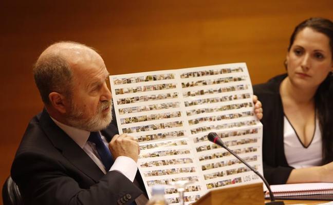 Alejandro Font de Mora afirma que los sobrecostes en Ciegsa de 1.000 millones son «una falsedad» y «exageración» y los cifra en 309,8