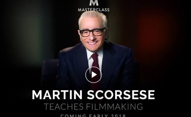 Ya puedes apuntarte al curso de cine online impartido por el famoso director Martin Scorsese