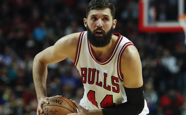 Mirotic renueva dos años con los Bulls