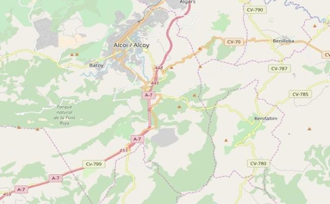 Condenado por intentar abusar de una niña en el Túnel del Diablo de una ruta senderista en Alcoy