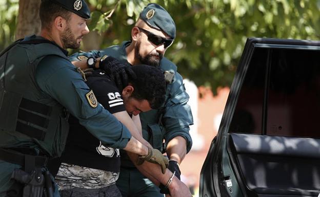 Prisión para el presunto yihadista detenido en Vinaròs por su relación con los ataques en Cataluña
