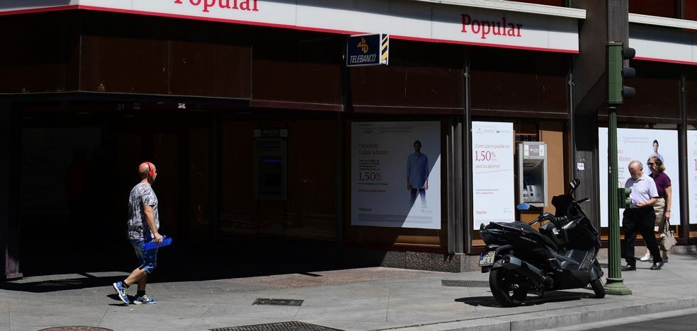 La morosidad de la banca subió en julio hasta el 8,47%