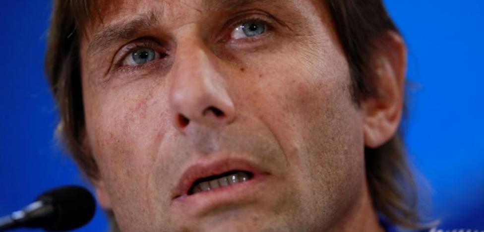 Conte: «A Diego Costa le deseo lo mejor para el futuro»