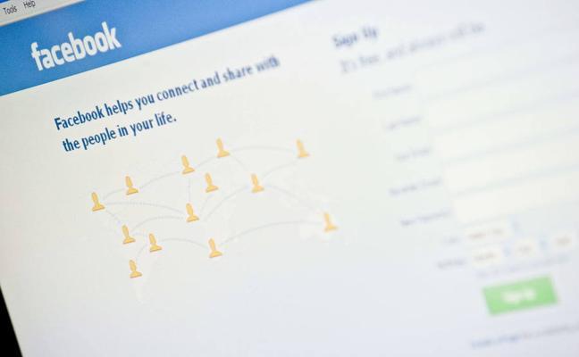 Facebook se cae en España