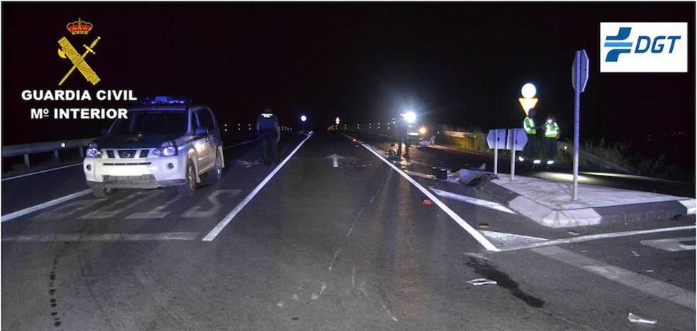 Detenido en Mutxamel un conductor tras no auxiliar a la mujer a la que dejó herida grave en una colisión