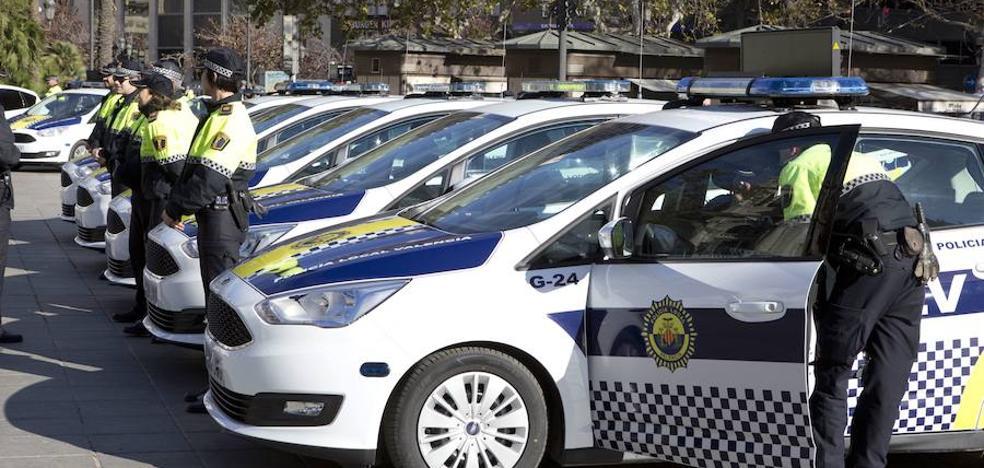 Valencia reforzará la Policía Local en Fallas con agentes de otros municipios