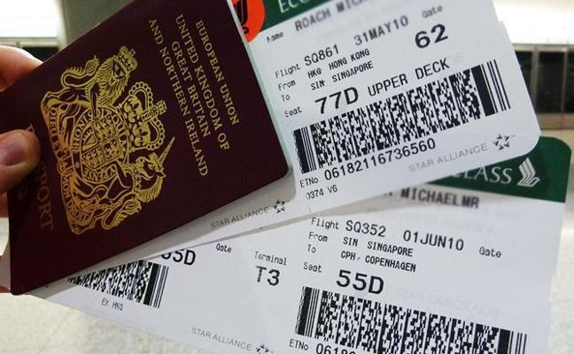 Si aparecen las siglas SSSS en tu tarjeta de embarque te cachearán y registrarán tu maleta en Estados Unidos